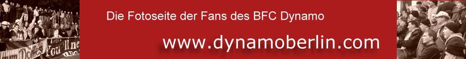 Dynamoberlin präsentiert Fotos und Videos von Fans und Spielen des BFC Dynamo - DYNAMO BERLIN